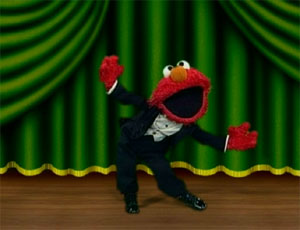 Elmo Dancing (Elmo's World)