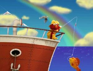 Elmo Fishing (Elmo's World)