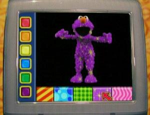 Elmo Masterpiece (Elmo's World)