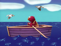 Elmo Rowing a Boat (Elmo's World)