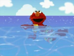 Elmo Swimming (Elmo's World)