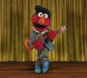 Elmo as Elvis (Elmo's World)
