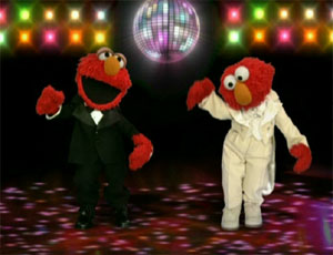 Elmo as Prom Goers (Elmo's World)