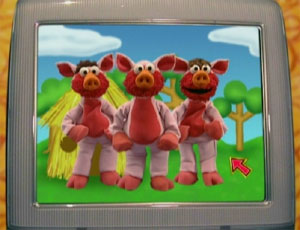 Elmo as The Three Little Pigs (Elmo's World)