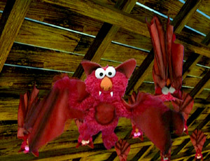 Elmo as a Bat (Elmo's World)