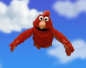 Elmo as a Bird (Elmo's World)