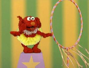 Elmo as a Dog (Elmo's World)
