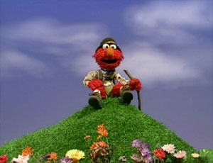 Elmo as a Hiker (Elmo's World)