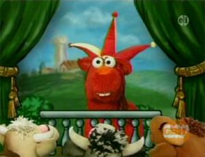 Elmo as a Horse (Elmo's World)