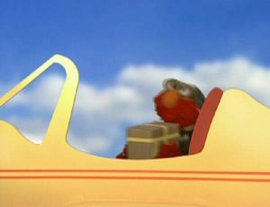 Elmo as a Pilot (Elmo's World)