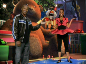 Elmo as the Nutcracker (Elmo's Natale Countdown)