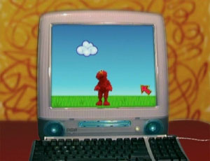 Elmo in a Video Game (Elmo's World)