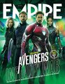 Empire's Avengers: Infinity War Covers - the-avengers photo