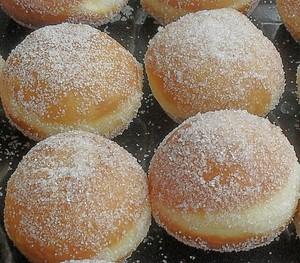 European Пончики