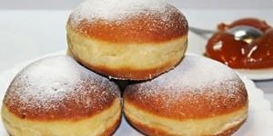 European 도넛