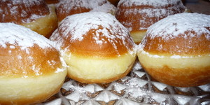 European donuts