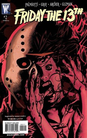 Friday the 13th Comics