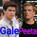 Gale vs Peeta - Katniss Has A Choice! - the-hunger-games photo