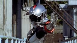 Gemma Morphed As The RPM Silver Ranger