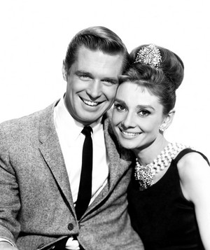 George Peppard And Audrey