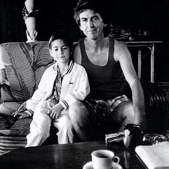 George and Dhani