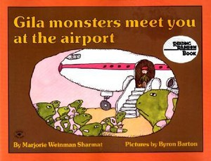 Gila Monsters Meet 你 at the Airport