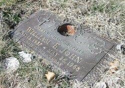 Gravesite Of Little Willie John