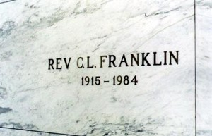 Gravesite Of Reverend C. L. Franklin
