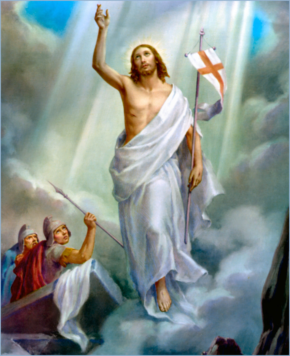 Christ Is Risen! Hallelujah!