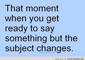 Happens to me