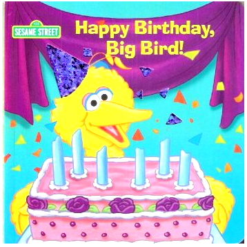 Big Bird Wallpaper Titled Happy Birthday 2009