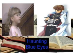 Haunting Blue Eyes