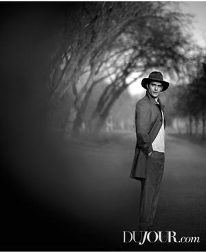 Henry Cavill - DuJour Photoshoot - 2016