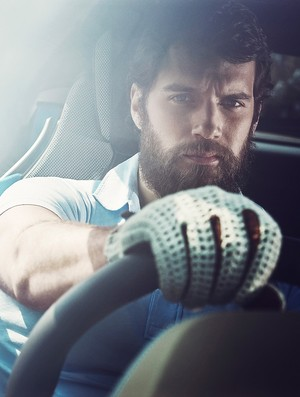 Henry Cavill - Goodwood Photoshoot - 2015