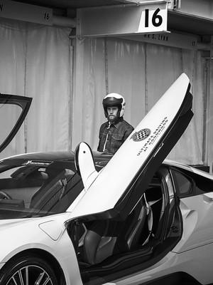 Henry Cavill - Goodwood Photoshoot - 2015