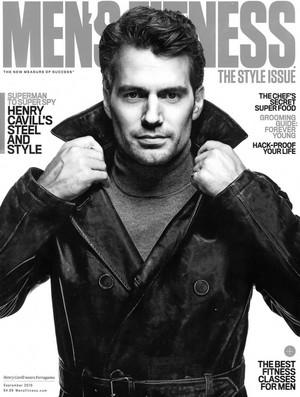 Henry Cavill - Men's Fitness Cover - 2015