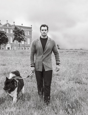 Henry Cavill - Men's Fitness Photoshoot - 2016