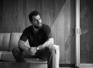 Henry Cavill - Men's Health UK Photoshoot - 2015