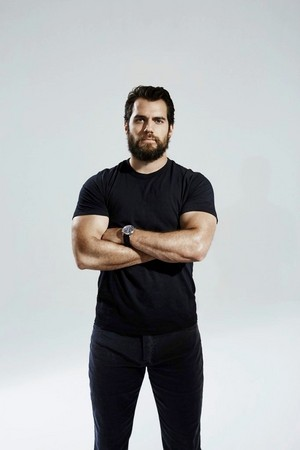 Henry Cavill - Men's Health UK Photoshoot - 2015