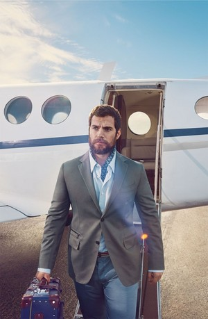 Henry Cavill - ShortList Photoshoot - 2015