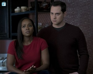 """How To Get Away With Murder """"The দিন Before He Died"""" (4x14) promotional picture"""