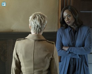 "How To Get Away With Murder ""The 日 Before He Died"" (4x14) promotional picture"