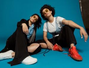 Ilana Glazer and Abbi Jacobson ~ Nylon ~ August 2017