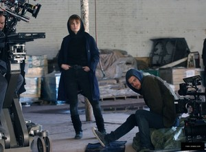 Iron First Season 2 On Set picture