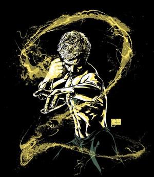 Iron Fist Season 2 Teaser Art sejak Joe Quesada