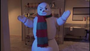 Jack Frost the Mutant Killer Snowman