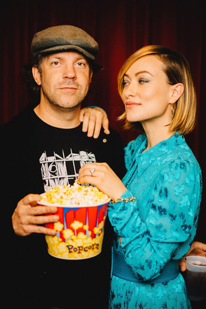 Jason Sudeikis and Olivia Wilde ~ SXSW 2018