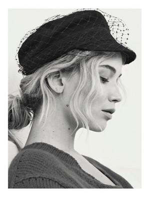 Jennifer Lawrence - Dior Magazine Photoshoot - 2018