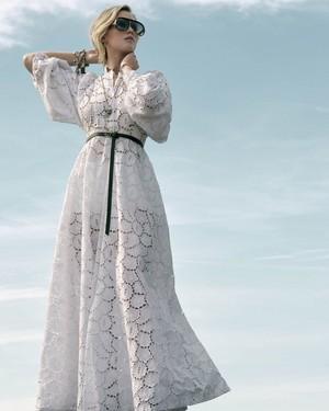 Jennifer Lawrence - Dior Resort 2018 Collection Photoshoot