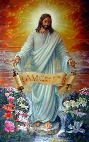 耶稣 Christ Our Lord